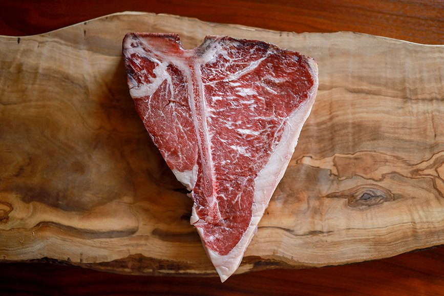 熟成肉 ドライエイジング Tボーン