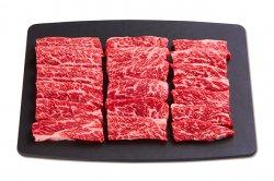 さの萬牛焼肉用(カルビ・ロース・黒毛和牛)