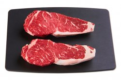 北海道北十勝ファーム 短角牛ドライエイジング サーロインステーキ 250g 1枚★冷凍