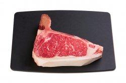 【国産黒毛和牛】ドライエイジング Lボーン 1枚(600〜700g)★冷凍