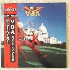 """SAMMY HAGAR / VOA""""LP"""