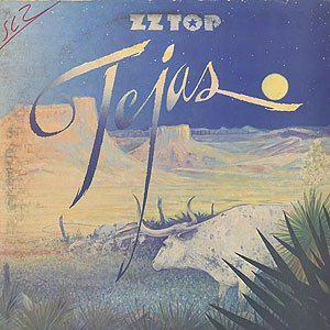 "ZZ TOP/TEJAS""LP"