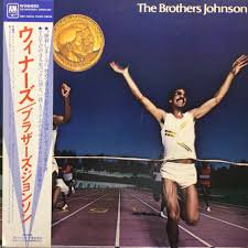 "THE BROTHERS JOHNSON/WINNERS ""LP"