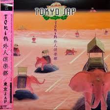 """東京JAP/TOKI色外人倶楽部""""LP"""
