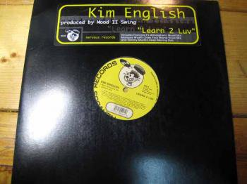 KIM ENGLISH / LEARN 2 LUV