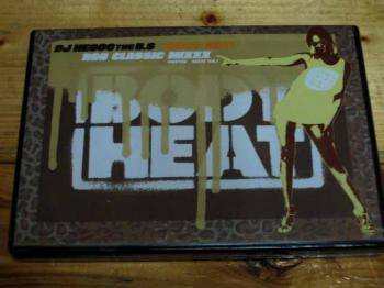 MIXCD DJ HEGOO THE B.S. / BODY HEAT (新品)