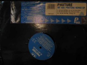 Phuture - We Are Phuture Remix EP