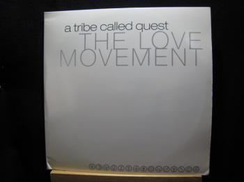 A TRIBE CALLED QUEST / THE LOVE MOVEMENT (3LP)