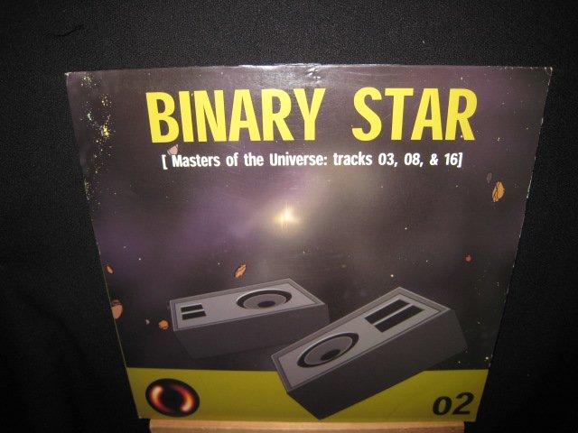 BINARY STAR / MASTERS OF THE UNIVERSE - レギュラークラフトレコード