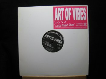 ART OF VIBES / コンソメ / LATE NIGHT SHOW