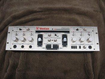 美品 VESTAX PMC-25 EQ / TRIM 交換 入力RCAジャック強化