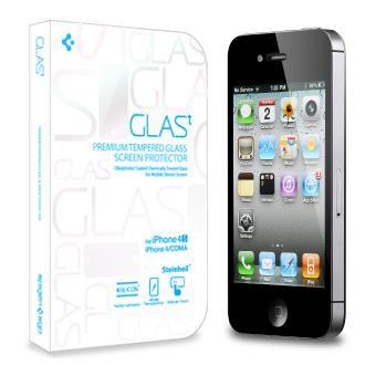 SGP iPhone4/4S シュタインハイル GLAS.t リアル スクリーン プロテクタ