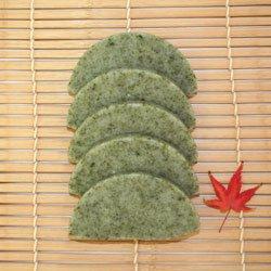 青のり小米とぼ餅(着色料・添加物不使用)