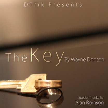 The Key by Wayne Dobson (Limited Supply)