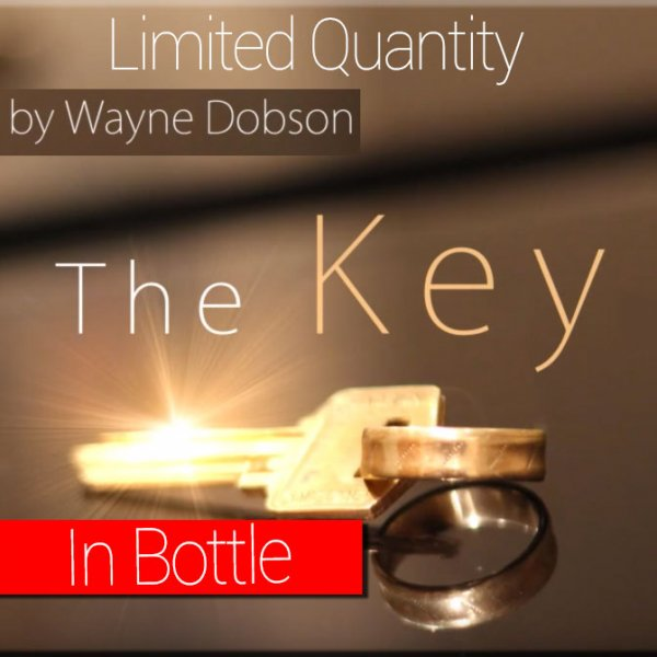 The Key : In Bottle