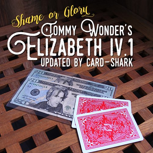 Elizabeth IV.1 - by Tommy Wonder