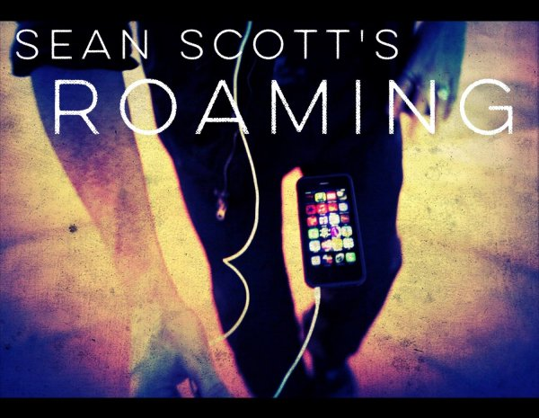 ROAMING by Sean Scott - Floating cell phone+ online video tutorial