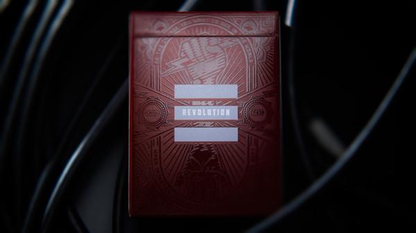 Phoenix Deck (Red) by Card-Shark - Trick