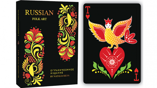 Prism: Dusk Playing Cards by Elephant Playing Cards