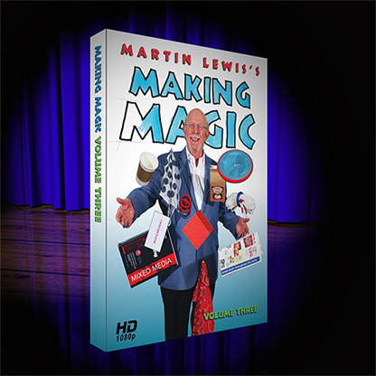 Stars Of Magic #3 (Frank Garcia) - DVD