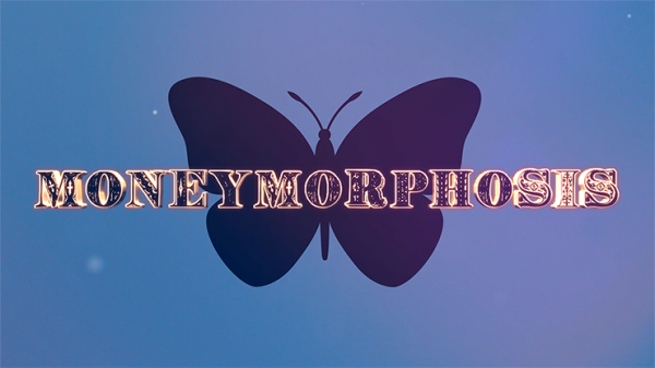 Moneymorphosis (Gimmick and Online Instructions) by Dallas Fueston and Jason Bird - Trick