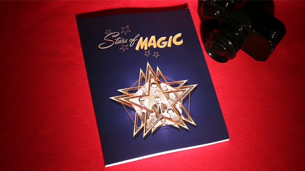 Stars of Magic (Soft Cover) by Meir Yedid - Book