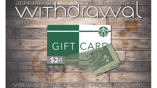 Withdrawal (Euros) by Jeff Prace and Josh Janousky - Trick