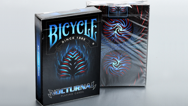 Bicycle Nocturnal Playing Cards by Collectable Playing Cards