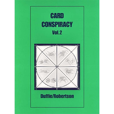 card conspiracy vol 2 by peter duffie and robin robertson ebook
