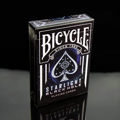 Starlight Black Hole Deck by Collectable Playing Cards