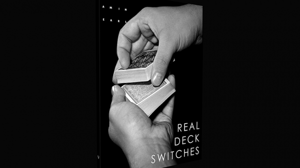 Real Deck Switches by Benjamin Earl - DVD