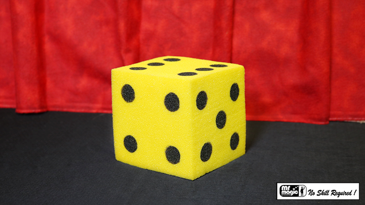 Ball To Dice (Yellow/Black) by...