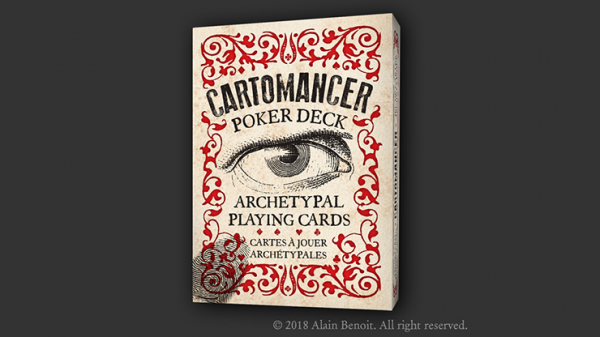 Cartomancer Poker Deck - Archetypal Playing Cards