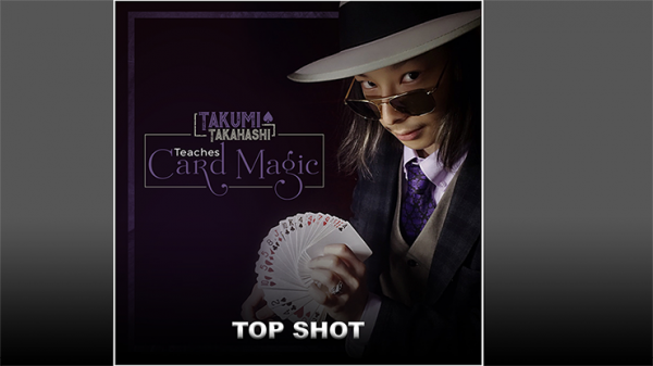 Takumi Takahashi Teaches Card Magic - Top Shot video DOWNLOAD