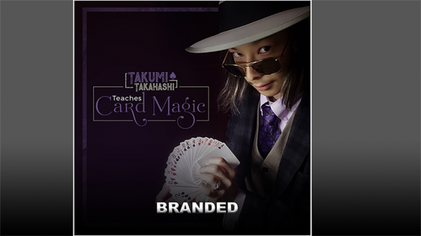Takumi Takahashi Teaches Card Magic - Branded video DOWNLOAD