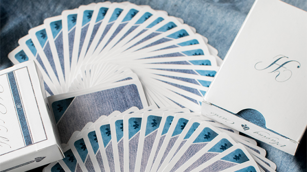 Wooden Trainers Playing Cards by TCC - Trick
