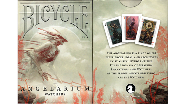 Bicycle Angelarium (Watchers) Playing Cards