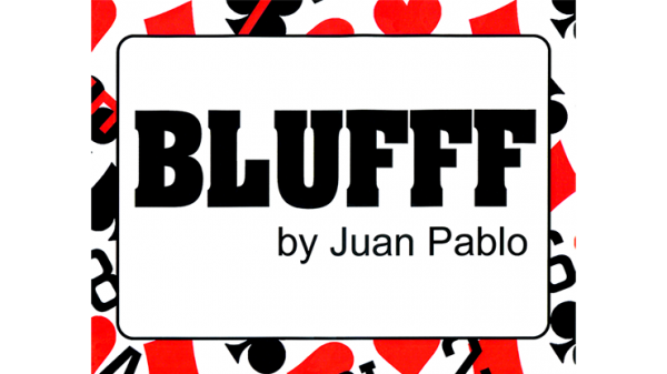 BLUFFF (Appearing Rose) by Juan Pablo Magic