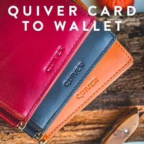 Quiver Card to Wallet by ELLISIONIST