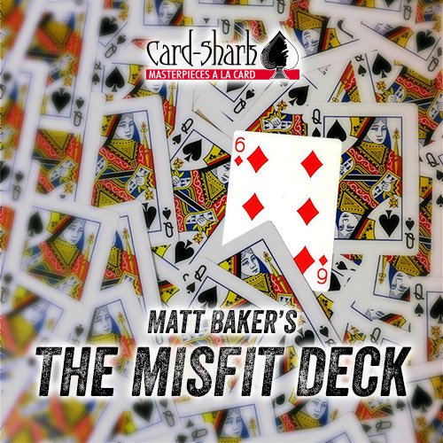Misfit Deck - by Matt Baker