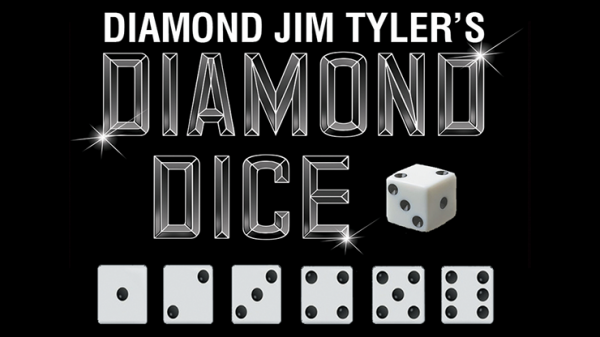 Diamond Dice Set (7) by Diamond Jim Tyler - Trick