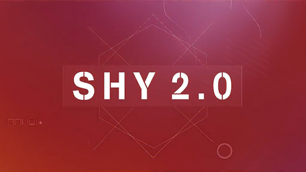 SHY 2.0 (Gimmicks and Online Instructions) by Smagic Productions - Trick