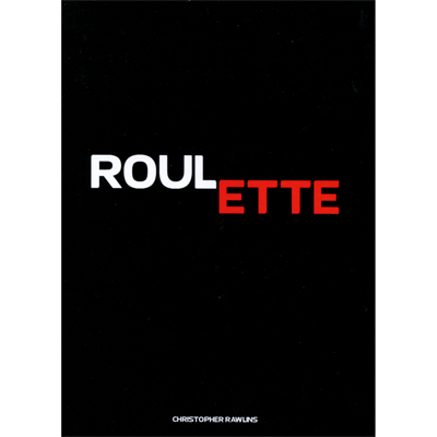 Roulette by Christopher Rawlins and Vanishing Inc - Book