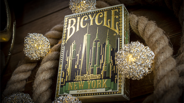 Limited Edition Bicycle City Skylines (New York)