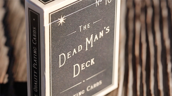 Limited Edition The Dead Man's Deck Playing Cards