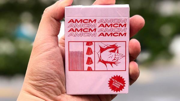 AMCM Logo Deck 2019 by Enigma Cards