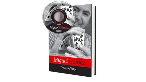 The Joy of Magic (Book and DVD) by Miguel Gomez - Book