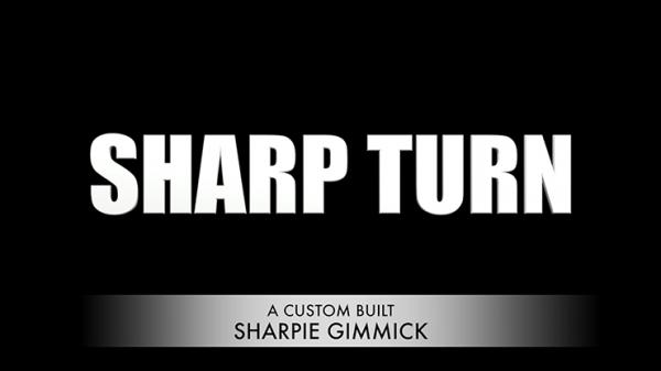 Sharp Turn by Matthew Wright - Trick