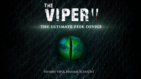 Marchand de Trucs & Mindbox Presents The Viper Wallet (Gimmicks and Online Instructions) by Marchand