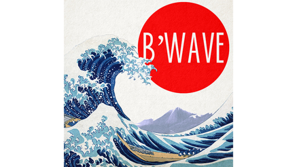 B'Wave DELUXE by Max Maven (Gimmicks and Online Instructions) - Trick
